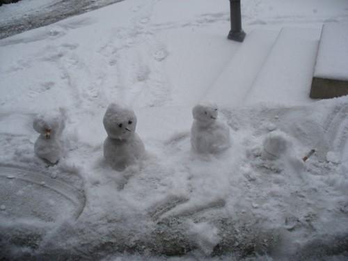 SnowAvatars