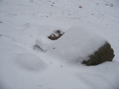 SnowBoulder