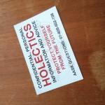 Holectics
